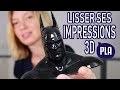 Comment lisser des impressions 3D en PLA ?
