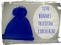 tuto tricotin circulaire géant facile bonnet pour débutant