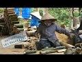 Comment fabriquer 360 baguettes chinoises en 2 minutes ?