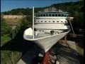 Il construit la plus grande maquette de bateau du monde !