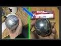 Ces extraordinaires polissages de boules d'aluminium par les Japonais