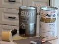 PEINTURE SICO   Tutoriel maison: comment peindre les armoires de cuisine avec SICO.