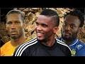 LES FOOTBALLEURS AFRICAINS LES PLUS RICHES EN 2017