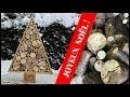 NOUVEAU - Comment fabriquer un sapin de NOËL avec du bois de palette!
