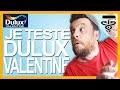 """Les peintures """" DULUX VALENTINE """" - tests et avis"""