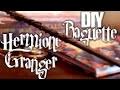 TUTO - Comment fabriquer la baguette d'Hermione