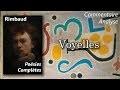 """Rimbaud, Poésies Complètes - """"Voyelles"""" (Commentaire Analyse littéraire)"""