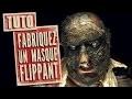 Comment faire un masque d'épouvantail - Tuto Scarecrow mask