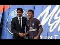 PSG : Neymar foule la pelouse du Parc des Princes
