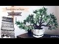 DIY // Transforme un tapis de chez action en cache pot ou panière