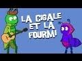 La Cigale et la Fourmi (version moderne) - Fables de La Fontaine