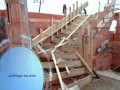Fabrication d'escaliers