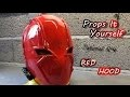 Tutoriel Accessoire - Casque Red Hood Batman