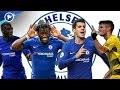 L'impressionnante liste des 42 joueurs prêtés de Chelsea au mercato
