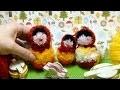 DIY - Poupées Russes en Pompons - Matriochka en laine