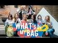 What's in my bag Challenge avec la TEAM UNICON !
