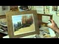 L'écran Créatif - Paysage au pastel, Lorenzo Rappelli