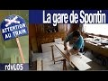 Construction du réseau Ho la gare de Spontin : L'infrastructure (Episode 2)