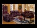 Idées de salon pour meubles marron