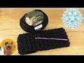 Crocheter un bandeau en mailles coulées & demi-brides | Super simple & chaud | Idée crochet
