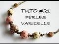 [Tuto polymère #21] Perles varicelle - Partenariat Pimpomperles
