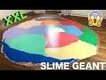 Slime géant┃Je vide ma chambre pour remplir le sol de slime XXL ┃Reva ytb