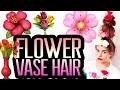 (f)utile : FLOWER VASE HAIR