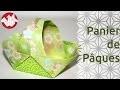 Origami - Panier de Paques - Easter Basket [Senbazuru]