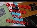 CONSEILS : QUEL PAPIER CHOISIR POUR LE DESSIN !