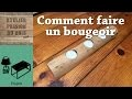 Comment faire un bougeoir | How to make a candlestick