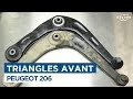 Comment changer le Triangle de Suspension Avant - Peugeot 206