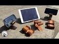 NOUVEAU - Comment fabriquer des supports en bois pour vos téléphones/tablettes !