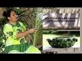 Les tressages de Valérie - Petit panier hawaiien