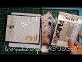 Punched Paper Papiers ACTION: idées de cartes (Noel)