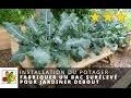 Fabriquer un bac sur pieds pour jardiner debout