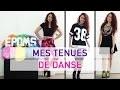 Tenues De Danse : 3 LOOKS FACILE À REFAIRE | DANCE OUTFIT IDEAS |