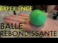 Dr Nozman - Expérience Balle Rebondissante - Facile !