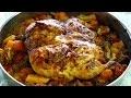 Poulet rôti aux légumes facile et rapide