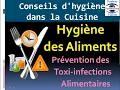 Conseils d'hygiène Alimentaire: sécurité en cuisine collective