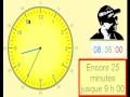 Apprendre à lire l'heure avec Misterdi