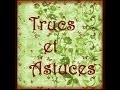 Trucs et Astuces: Mes apprêts bijoux
