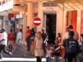 Dans les rues de Port Mathurin, Rodrigues.