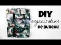 DIY organisateur de bureau mural