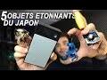 5 OBJETS ETONNANTS DU JAPON !