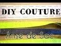 Coudre des Anses ou Sangles pour Sac - Tuto Couture DIY
