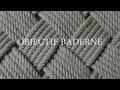 Tuto: comment faire une baderne (paillasson avec un noeud plat)