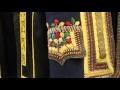 Exposition de costumes bretons : Visite virtuelle à Elliant