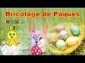 Bricolage de Pâques : 10 idées et tutos faciles avec les enfants