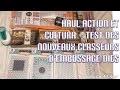 HAUL SCRAP ACTION + CULTURA DU 7 FEVRIER 2019