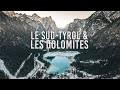 LES DOLOMITES : UNE CLAQUE VISUELLE EN ITALIE !